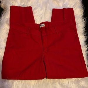 Size 16 red pants by Old Navy (The Diva)